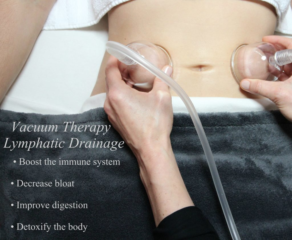 Vacuum Therapy Lymphatic Drainage Keyport NJ